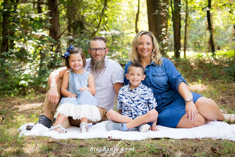 Our Tips for a Great Family Portrait Session