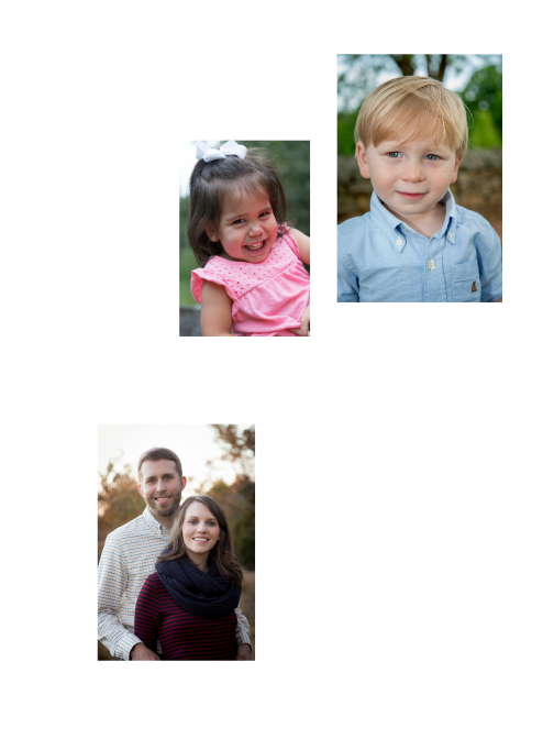Album of family portraits taken by the best photographers in Raleigh NC